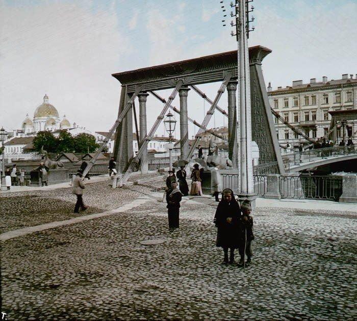 Россия, 1896 год. Цветные фотографии (24 фото)