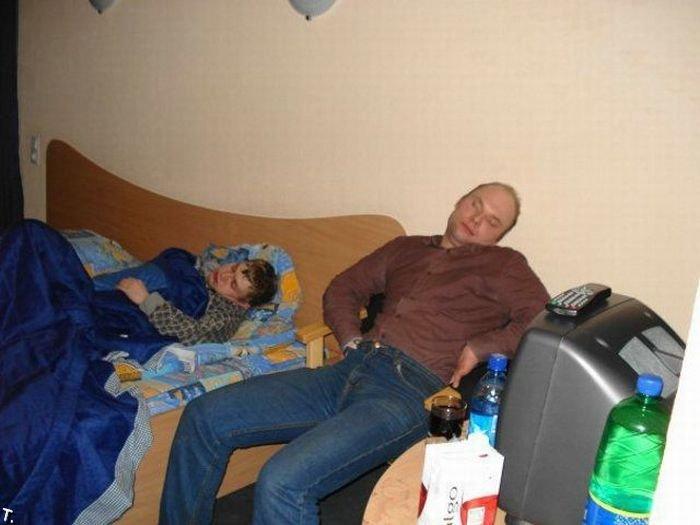 Пьяные и забавные (36 фото)
