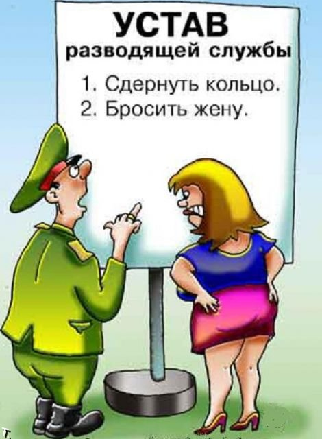 Анекдоты Про Развод