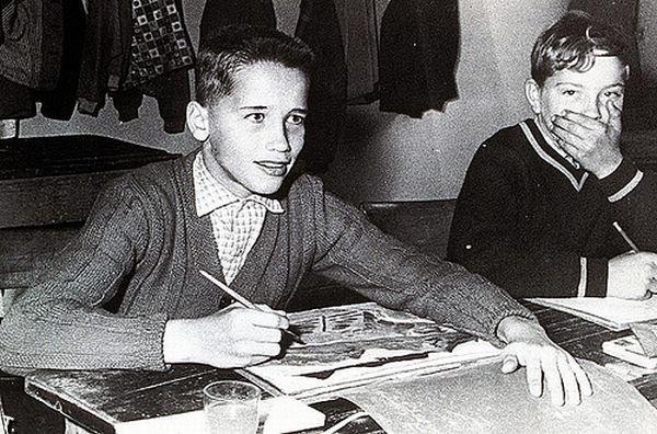 Молодой Арнольд Шварценеггер (15 фото)