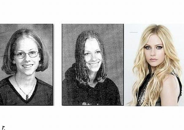 Звезды, которые очень изменились со времен школы (10 фото)