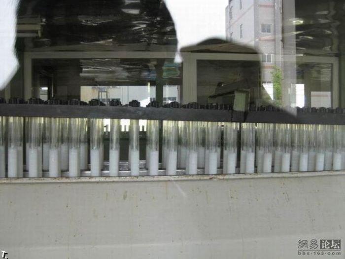 Производство презервативов в Китае (16 фото)