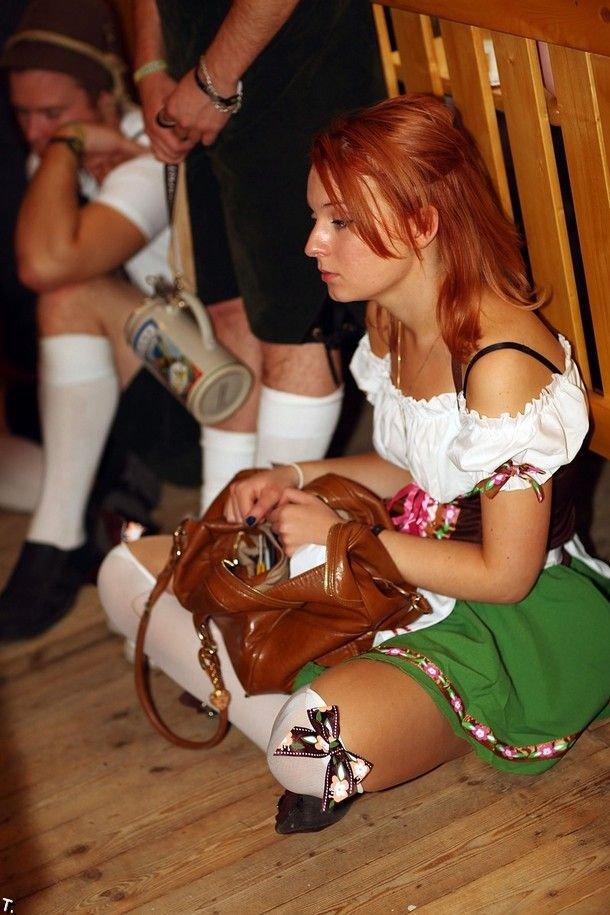 Девушки Октоберфеста 2009 (34 фото)