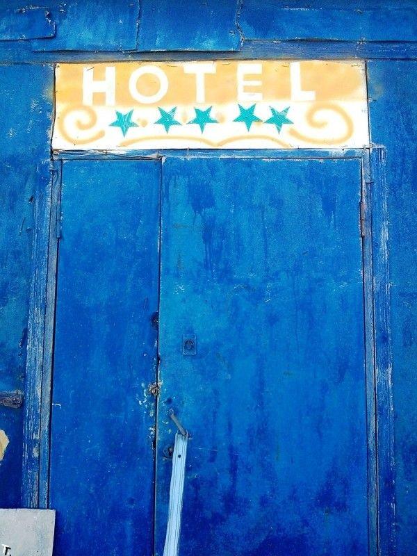 Пятизвездочная гостиница (3 фото)