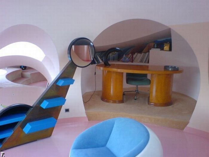 Дом Пьера Кардена (35 фото)