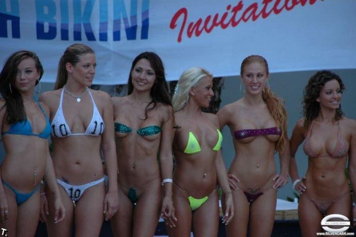 Конкурс бикини Silvercash Bikini Contest (192 фото)