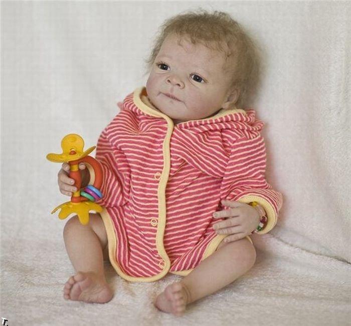 """Живые"" куклы (31 фото)"