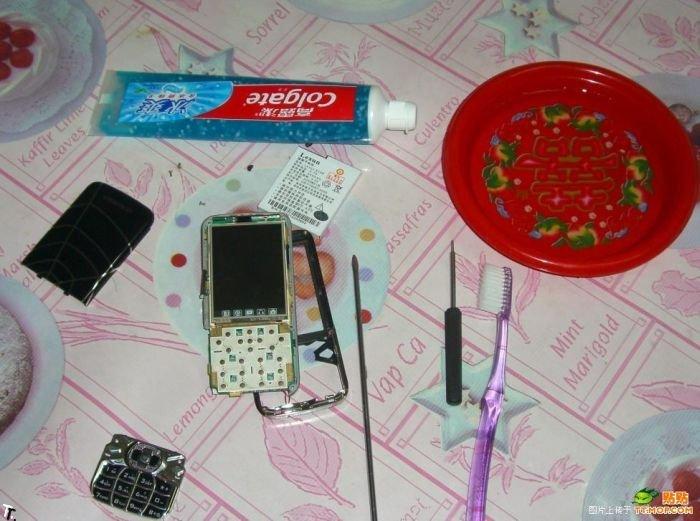 Как почистить телефон (11 фото)