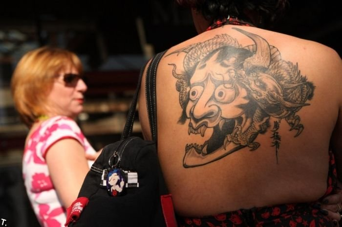 London Tattoo Convention (15 фото)