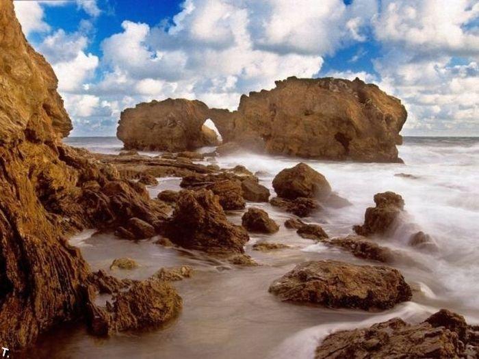 Красивые пляжи (45 фото)