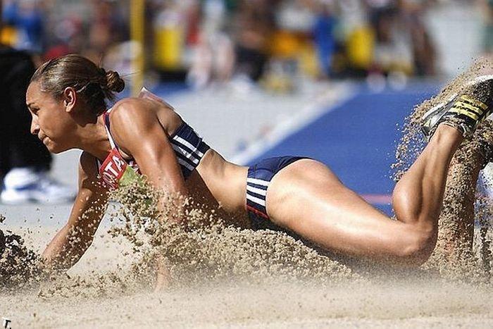 Лучшие спортивные фотографии 2009 (52 фото)