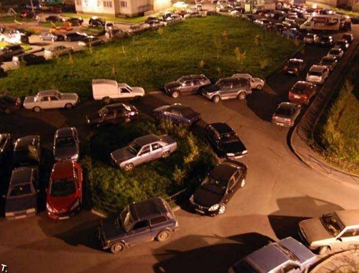 Россия автомобильная (3 истории)