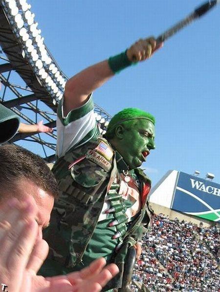 Фанаты NFL (32 фото)