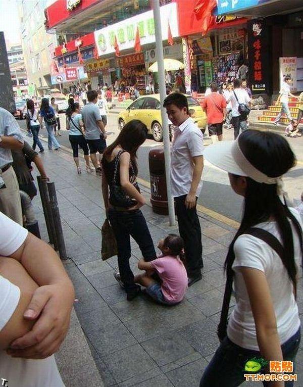 Как продают цветы в Китае (15 фото)