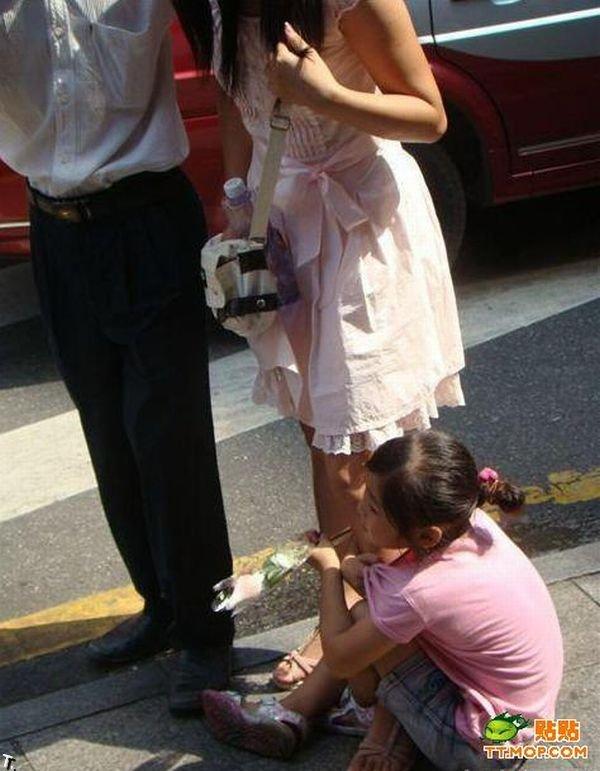 продавцы цветочков