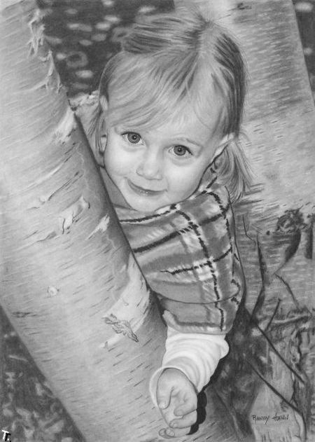 Красивые рисунки карандашом (28 фото)