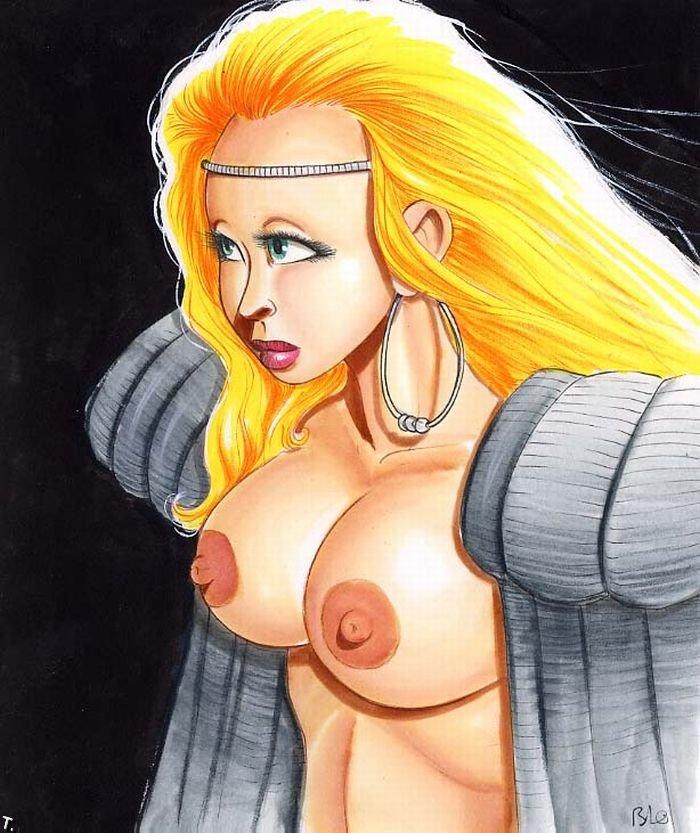 Эротические рисунки (46 картинок)