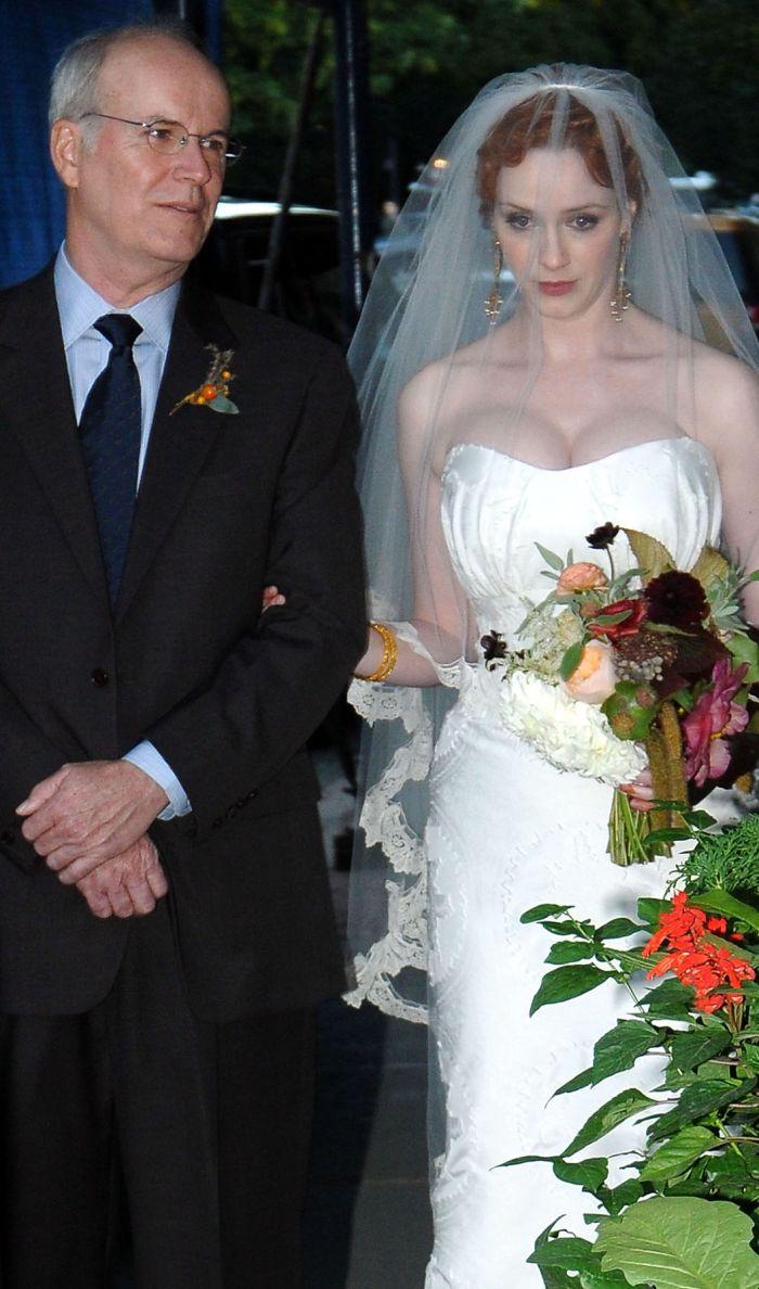 Katie hendricks wedding