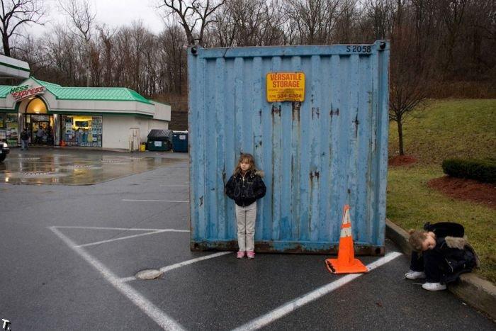 Бедность по-американски (19 фото + текст)