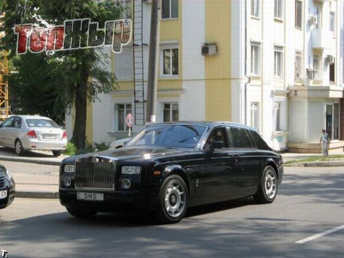 Суперкары Украины (100 фото)