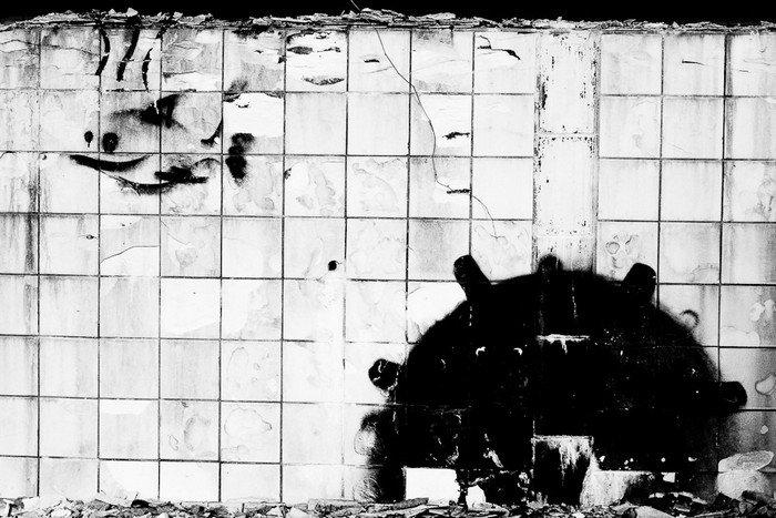 Черно-белые фотографии Чернобыля (47 фото)