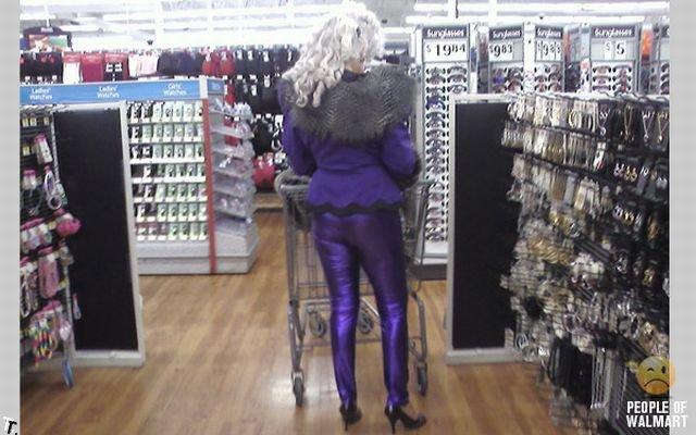 Смешные люди из супермаркетов. Часть 2. (96 фото)