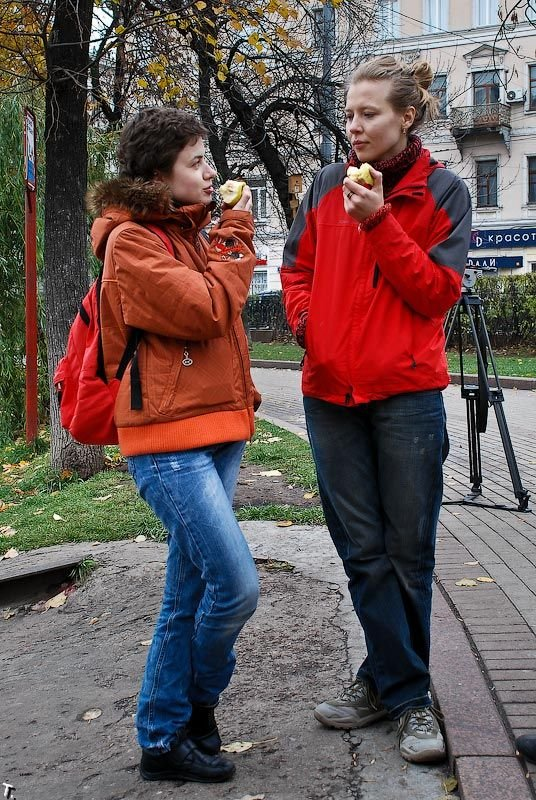 Марк Дженкинс в Москве (29 фото)