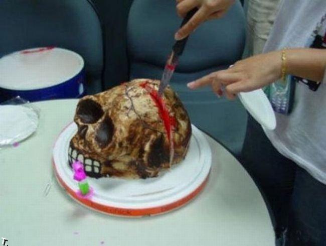 Ужасные торты (18 фото)