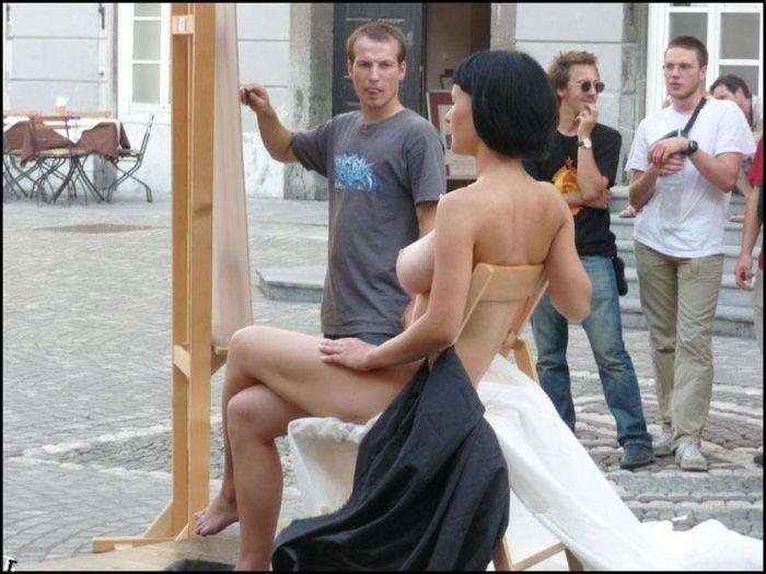 Подборка забавной эротики. Часть 16 (58 фото) НЮ!