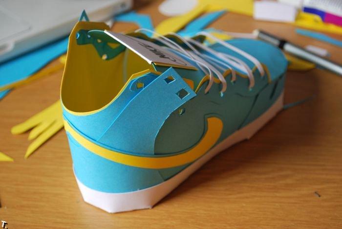Необычные кроссовки (8 фото)