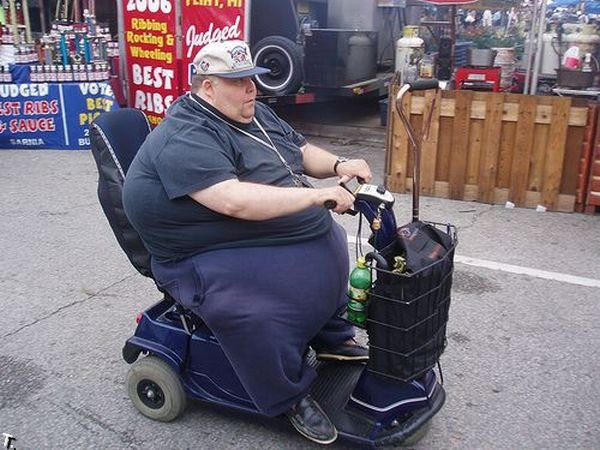 И они еще удивляются, почему они такие толстые (18 фото)