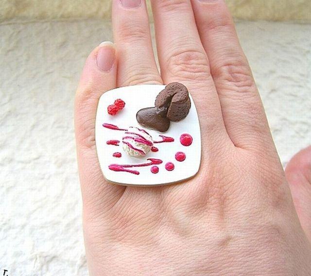 Кольца, которые хочется съесть (18 фото)