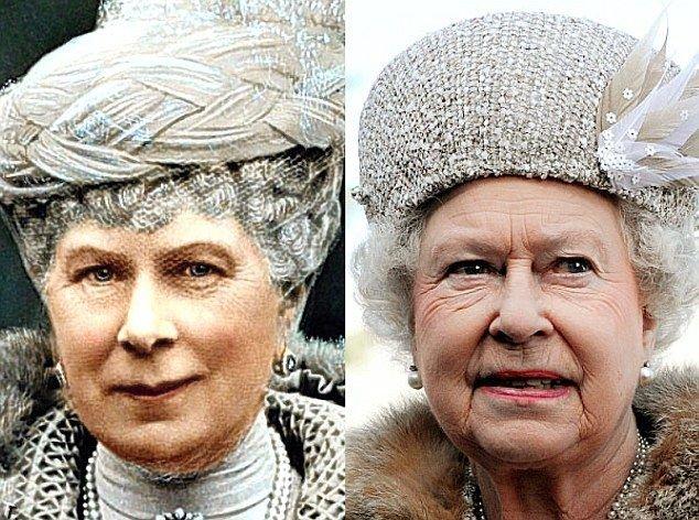 Клоны в королевской семье (16 фото)