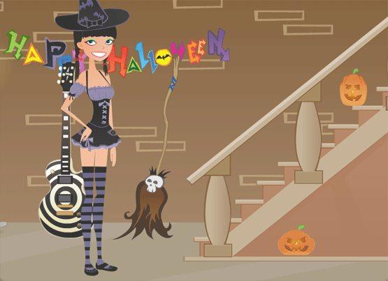 Halloween в городе!