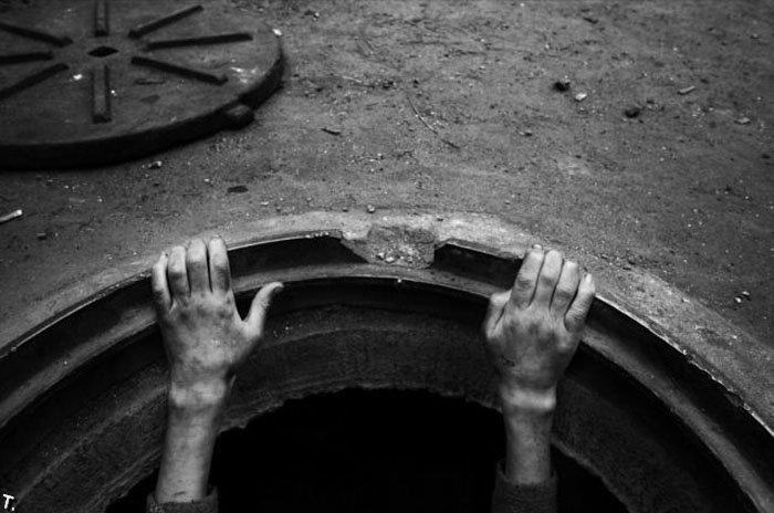 Дети улиц из Украины (25 фото)