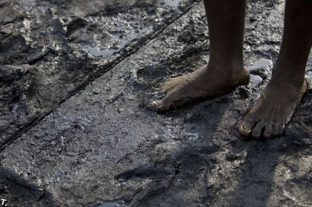 Движение за Освобождение Дельты Нигера (40 фото)