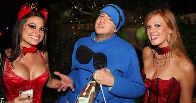Сексуальные костюмы на Хэллоуин (53 фото)