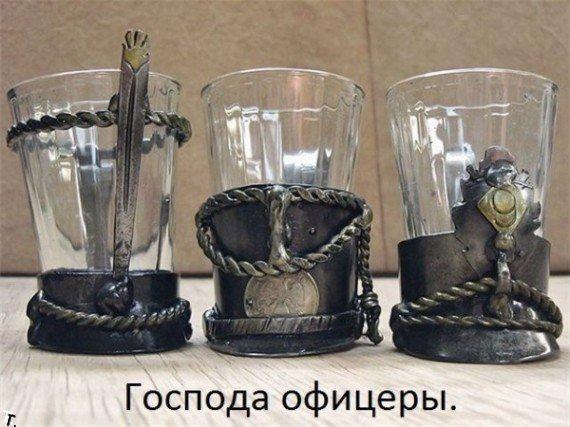 Креативные стаканы (16 фото)