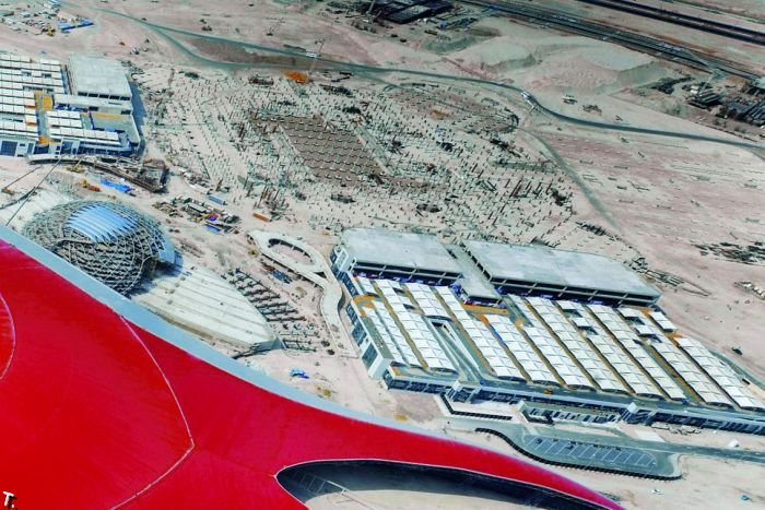 Ferrari Park - крутой парк аттракционов (8 фото)