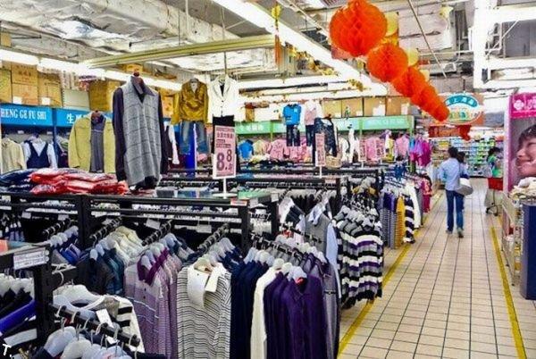 Китайский супермаркет (34 фото)
