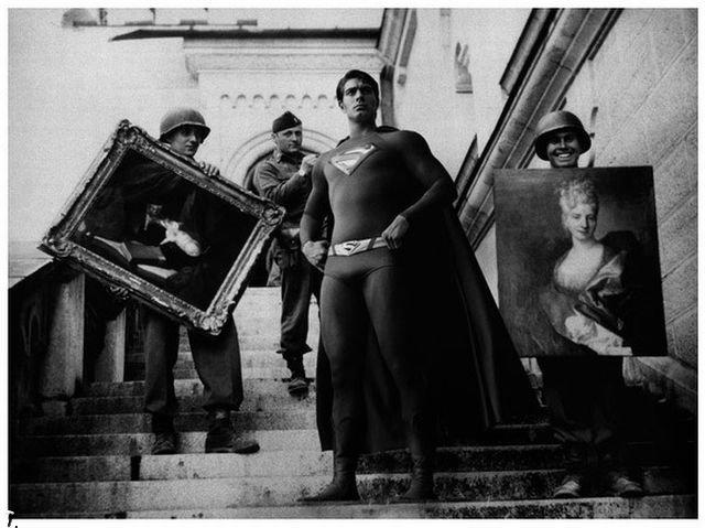 Если бы супергерои существовали на самом деле (8 фото)