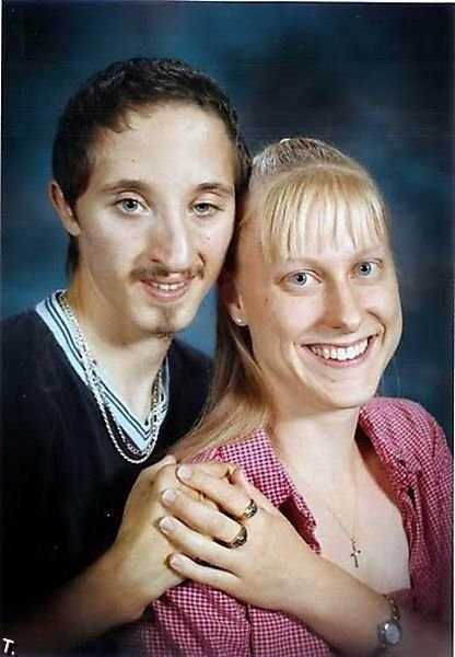Странные и забавные пары (15 фото)