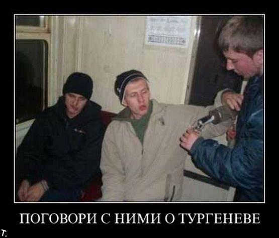 Демотиваторы (183 фото)