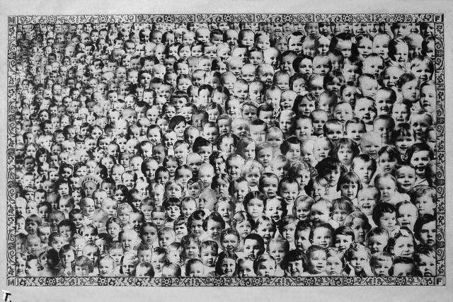 Интересные черно-белые фотографии (99 фото)