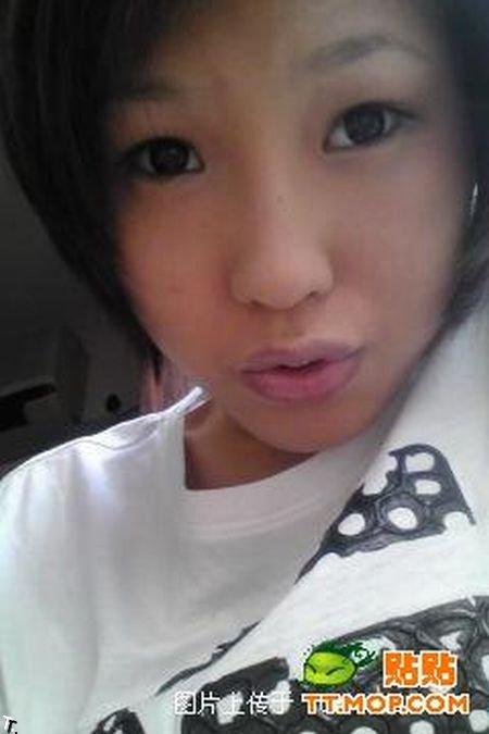 Чудеса макияжа по-китайски. Часть 2 (16 фото)