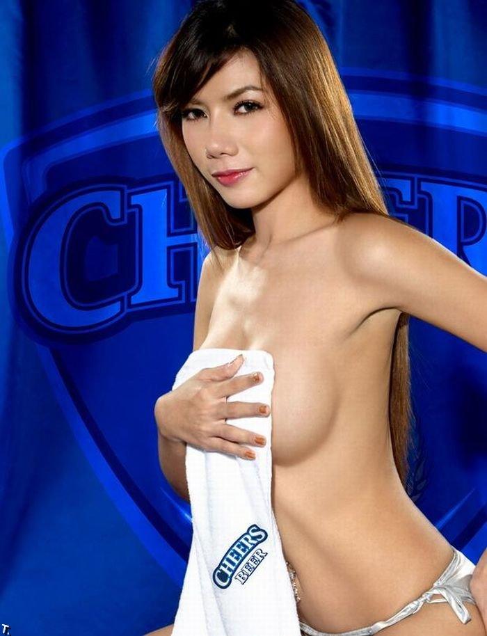 Реклама тайского пива