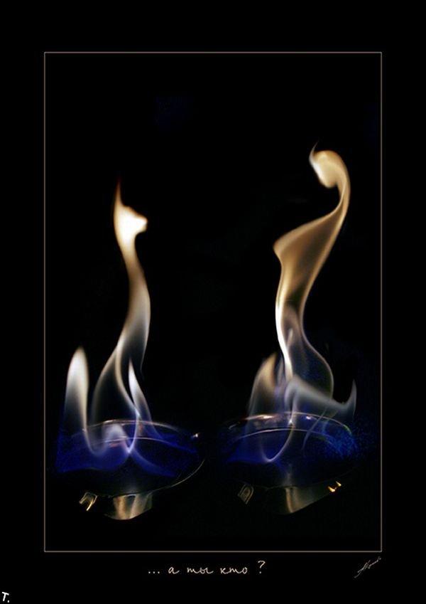 Искусство огня (11 фото)