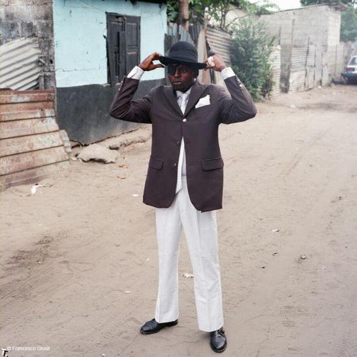 Стиляги из Конго (20 фото)