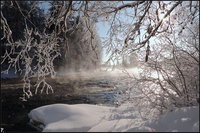 Зимняя романтика (16 фото)
