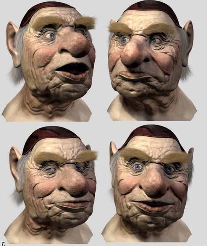 Лучшие 3D работы (65 фото)